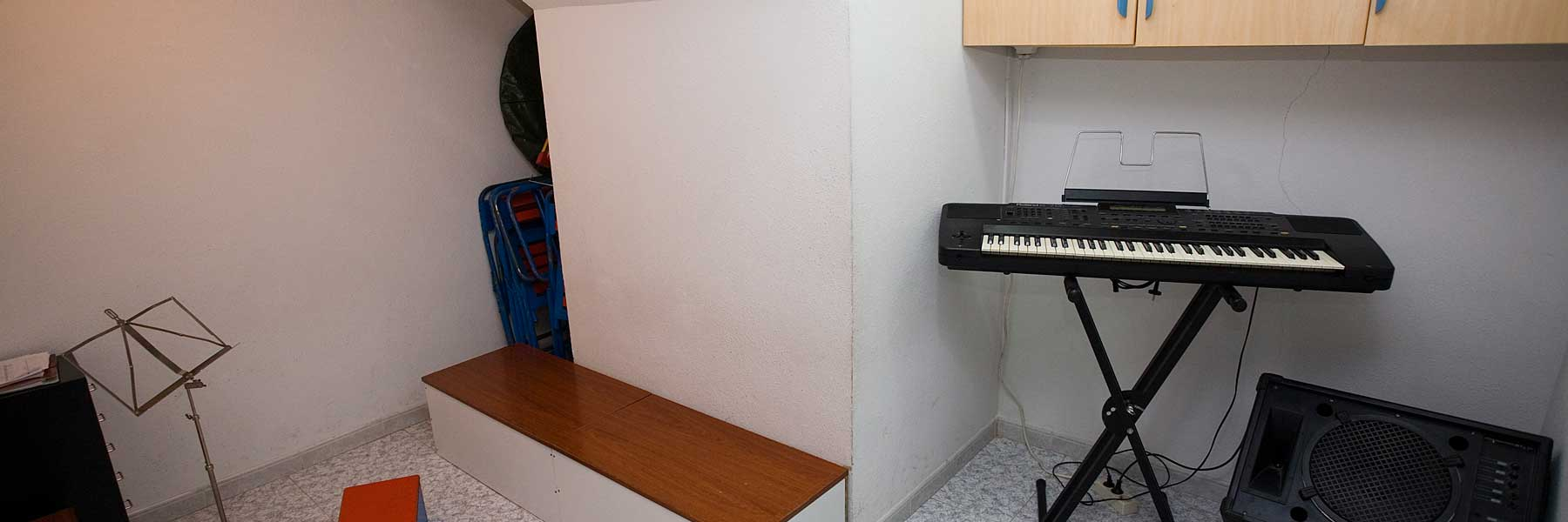 Escuela de Música Albéniz