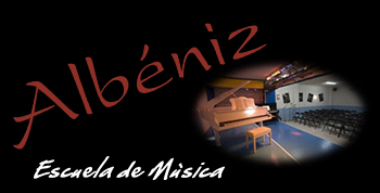 Escuela Albeniz -  Formulario de Contacto - Escuela de Música Albéniz